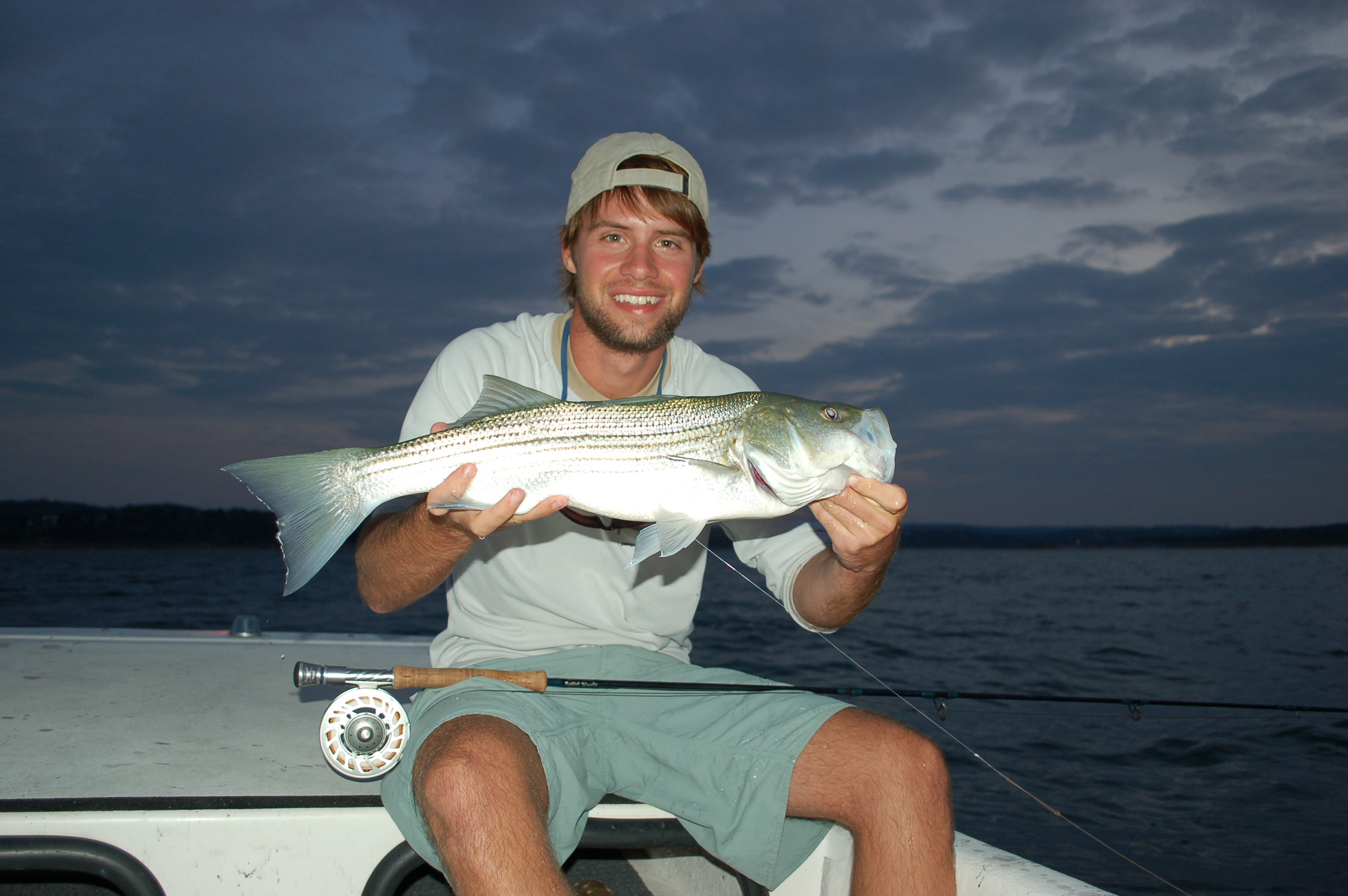 Tips for fly fishing canyon lake for Fly fishing 101