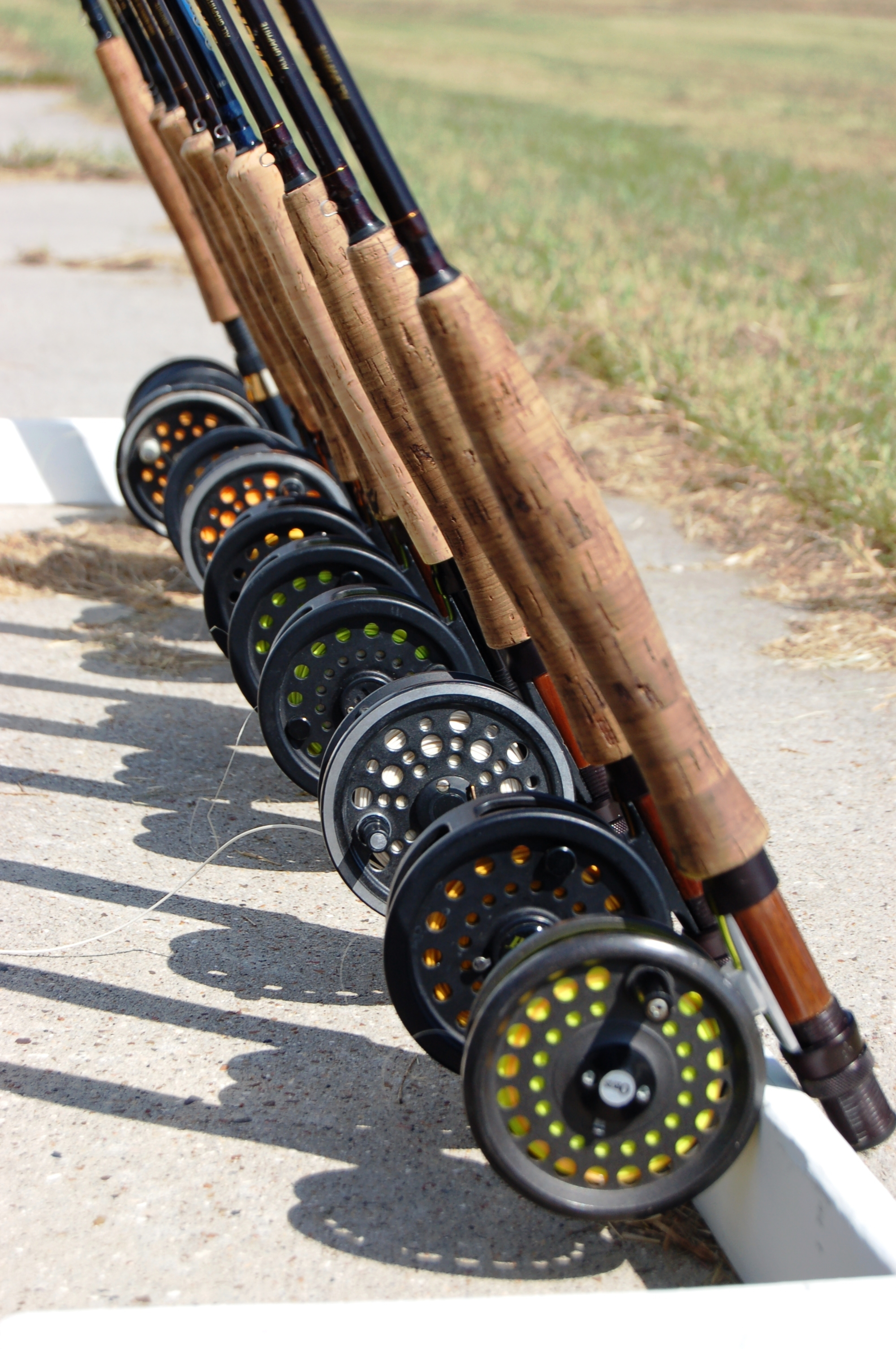 Fly fishing where to start for Fly fishing equipment