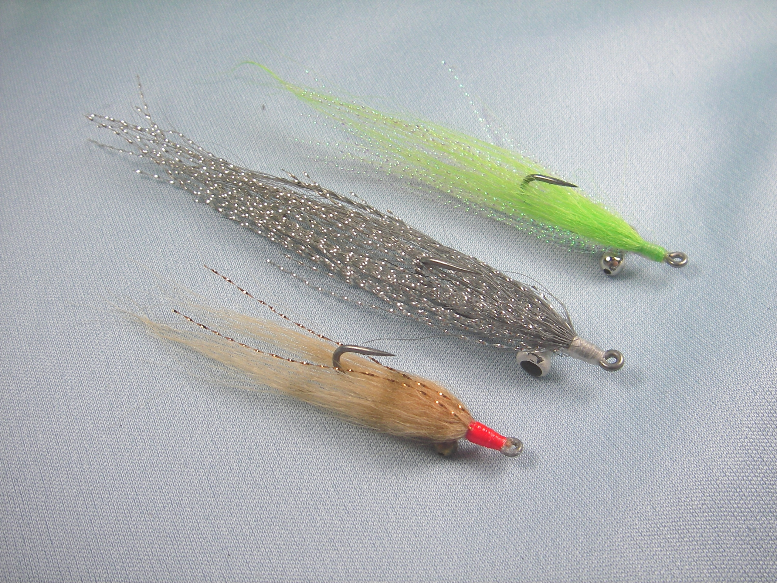 """clouser minnow hook up Tie that fly - clouser """"deep"""" minnow of bob's good old clouser """"deep"""" minnow fly recipe hook: dumbbells lighten up on the thread wraps and use."""