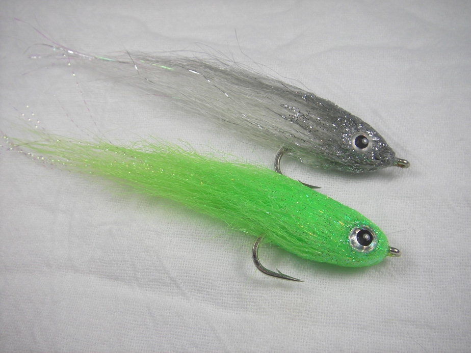 Tying the Deadhead Minnow