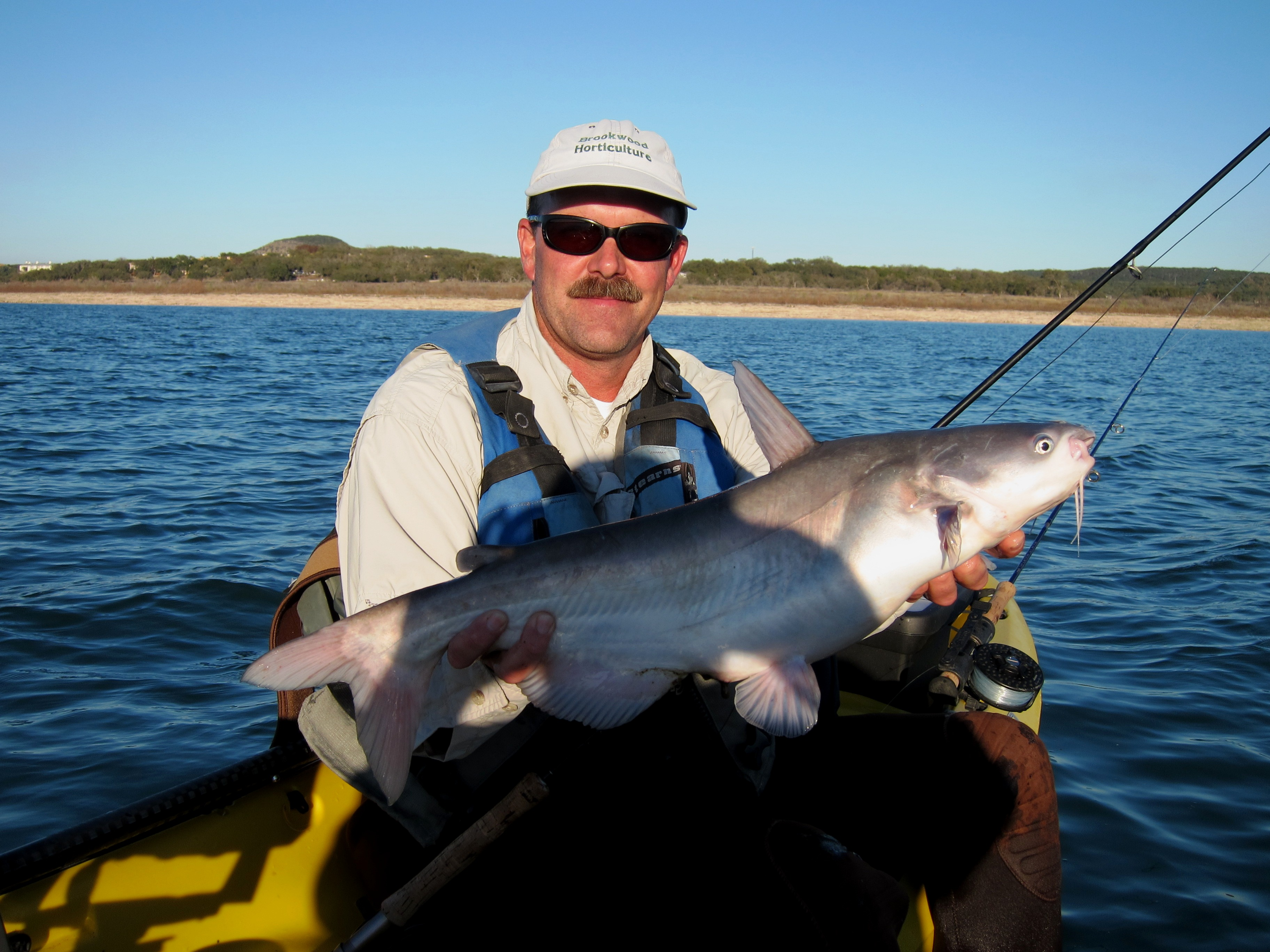 Canyon lake fly fishing report 12 22 11 for Canyon lake fishing spots